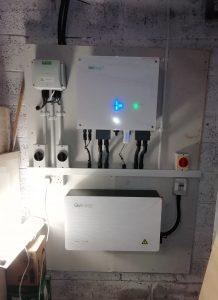 Photo Voltaic Internal System
